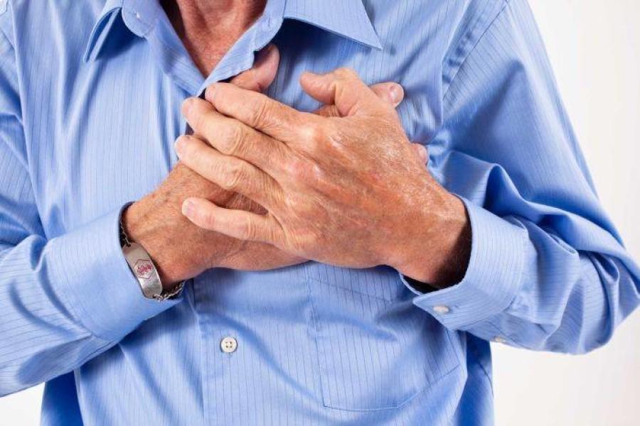 сердечная недостаточность – осложнение гонореи