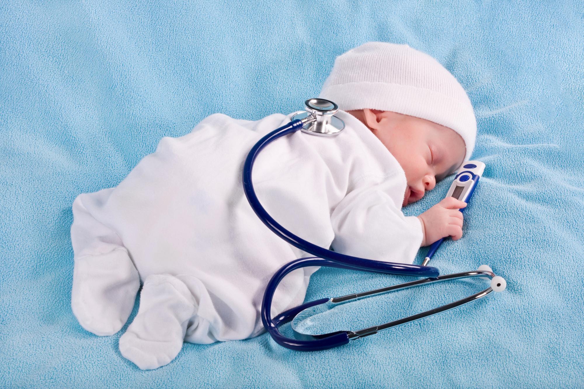 Программа наблюдения грудничков в первый год жизни от частных клиник