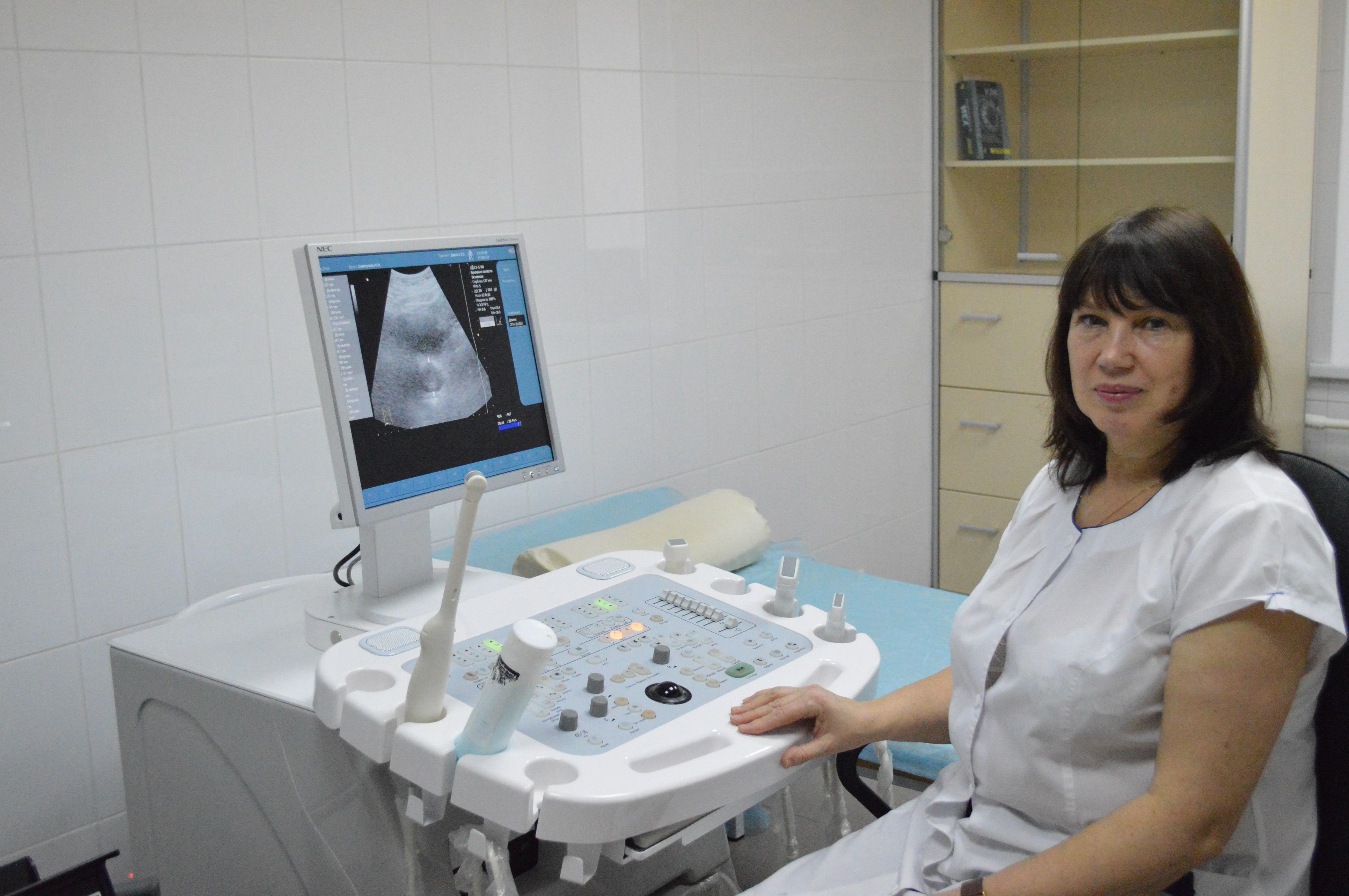 Альтернатива биопсии печени — эластография