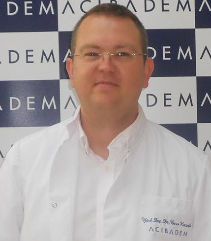 Професор, доктор Тамер Ердем (Prof.Dr. Tamer Erdem). Отоларинголог, пластичний хірург