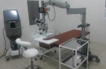 Диагностика зрения в Офтальмологическом центре Визиум