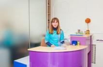 Клиника Медлайн в Киеве - приемная