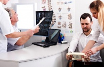 Eurospine  - консультация невролога