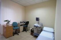 Прием врача в медицинском центре Уромед в Киеве