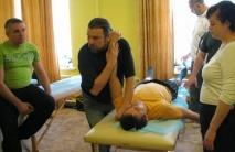 Массажа и висцеральной терапии в клинике Семейный доктор