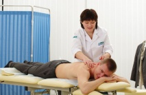 Лечебный массаж в клинике Медиком на Печерске в Киеве