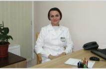 Винокурова Людмила Алексеевна - семейный врач, терапевт