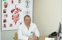 Сенич Станислав Викторович - проктолог, хирург в Институте Клинической Медицины