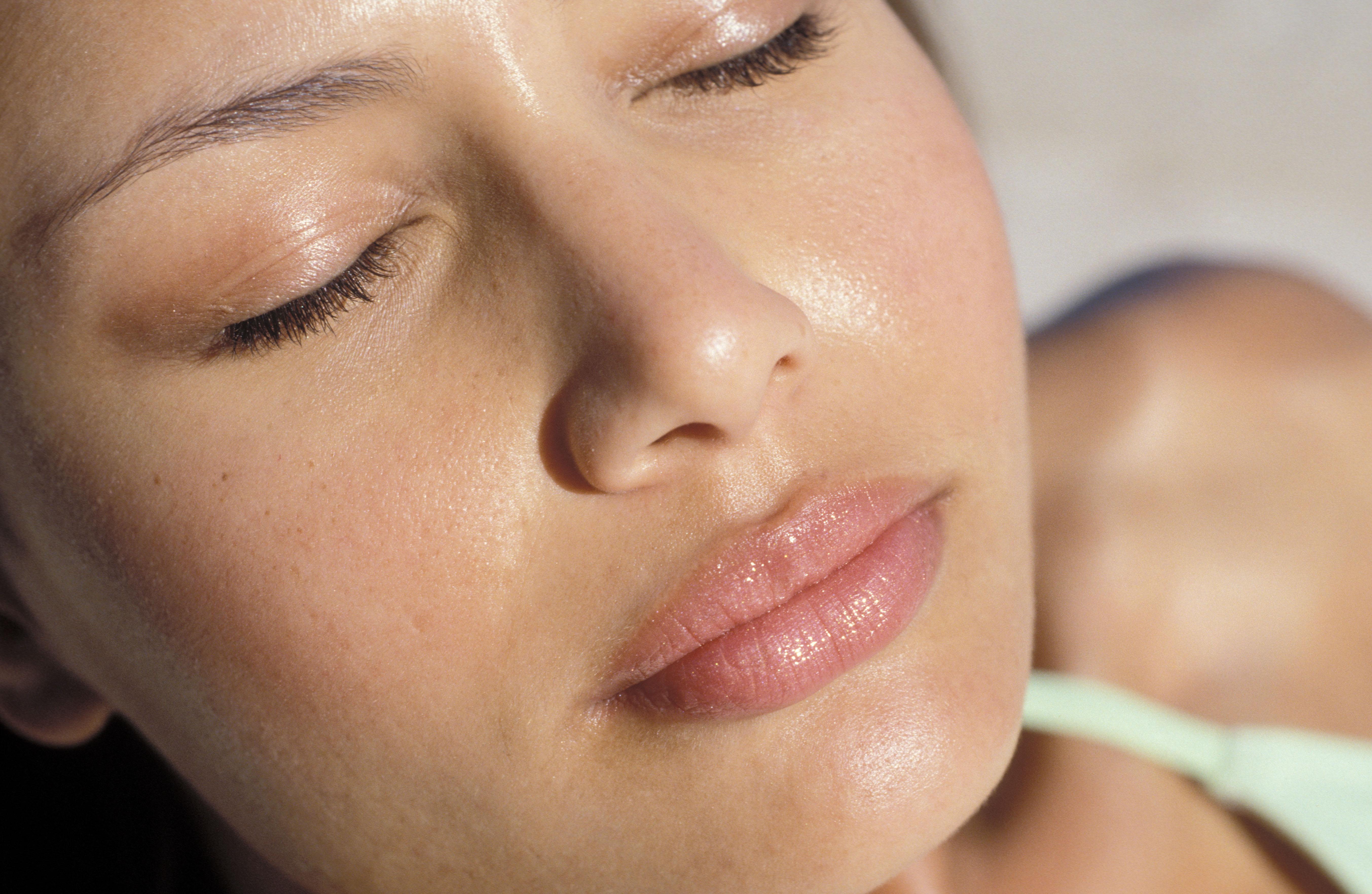 Как расширить поры на лице перед чисткой? 2