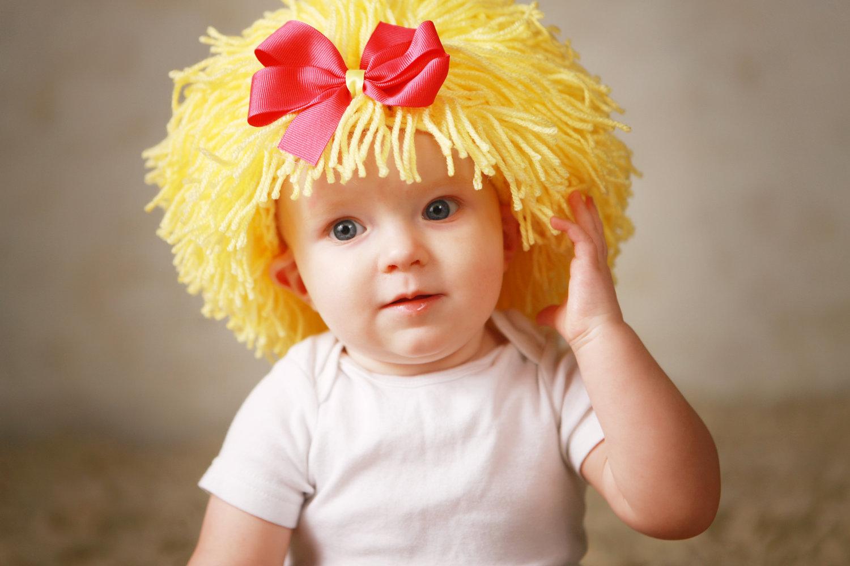 Прикольные шапочки для детей фото